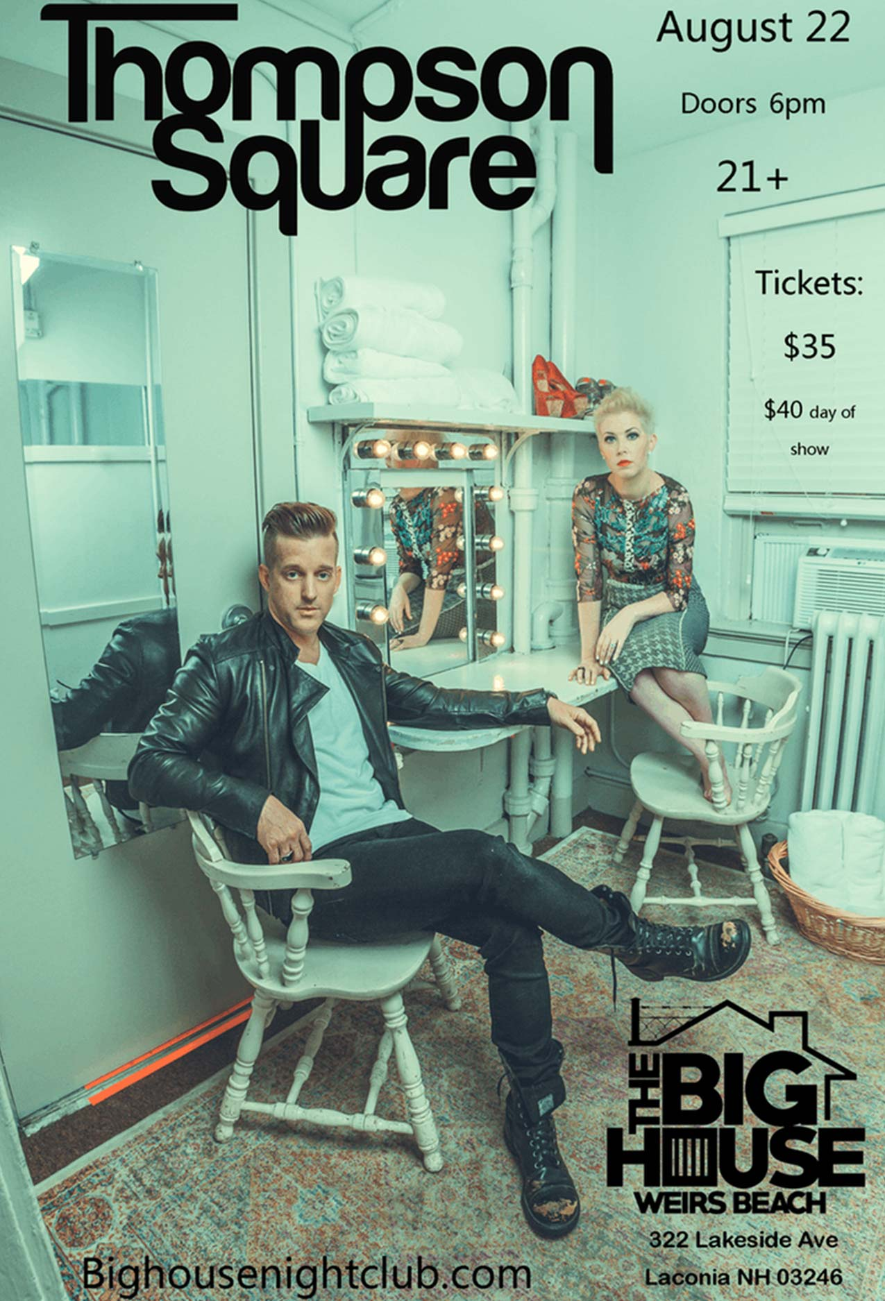 Thompson Square Flyer